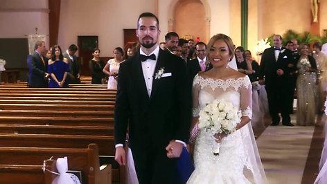 Julia and Justin wedding