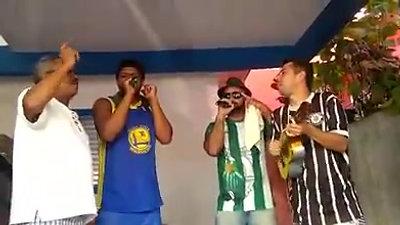 Samba Enredo Criança Sem Esperança de Antônio Gavião