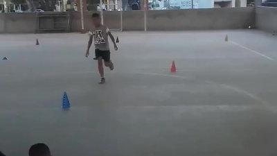 aula de futsal infantil