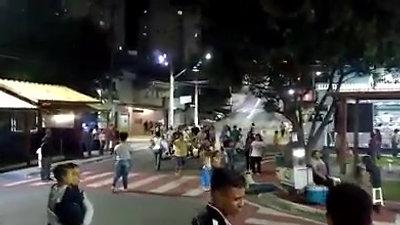 Desfile carnavalesco com o TEMA: CRIANÇA SEM ESPERANÇA, música e letra de Antônio Gavião.