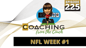 Coaching from the Couch: NFL Week #1