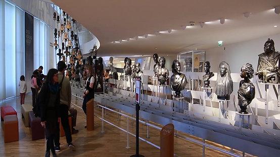 Témoignage Musée de l'Homme livre d'or Civiliz