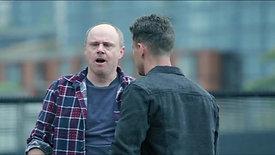 Drama dad - emotional argument(US accent)