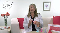 She-ology 5-Piece Wearable Vaginal Dilator Set