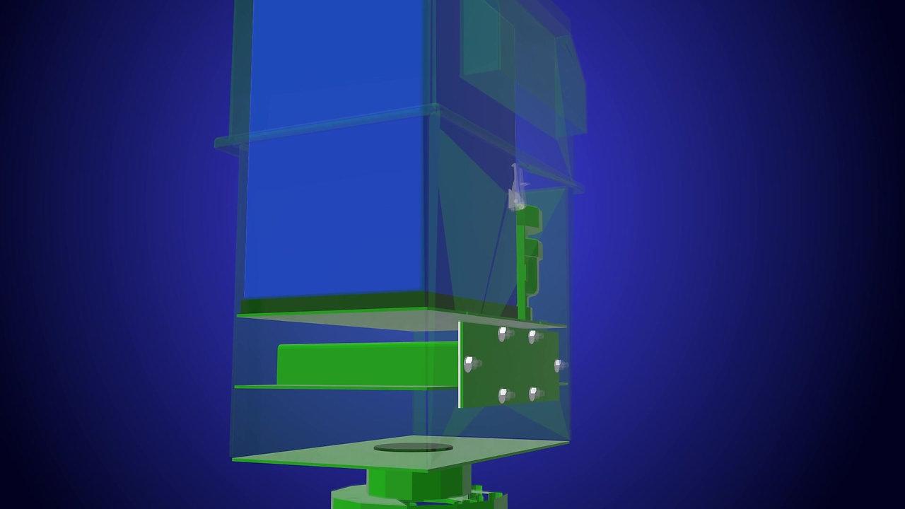 2050-50 Odor Control System