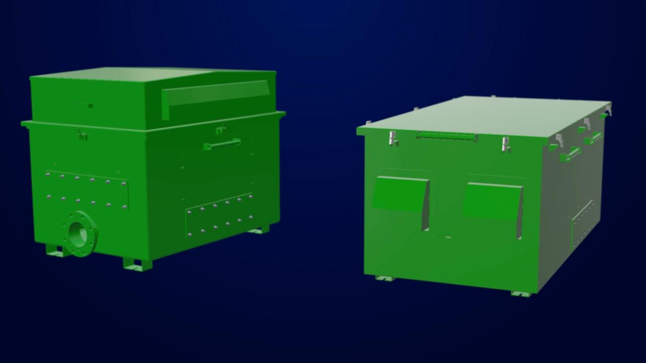 2050-450 Odor Control System