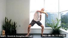 Dynamic Stretch & Strength 06.14.21