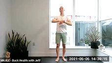 Dynamic Stretch & Strengthening with Jeff 05.05.21