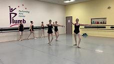 Level V Teen Ballet Mrs. Roberts