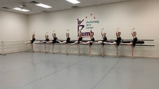 Level V Ballet With Mrs. Roberts