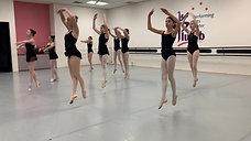 Level V Ballet Mrs. Roberts