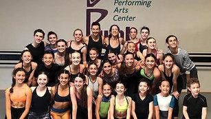 Suzi Taylor Master Dance Class