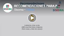 Recomendaciones para pcientes en cuarentena COVID-19