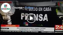 Sisoma en Panamericana Televisión