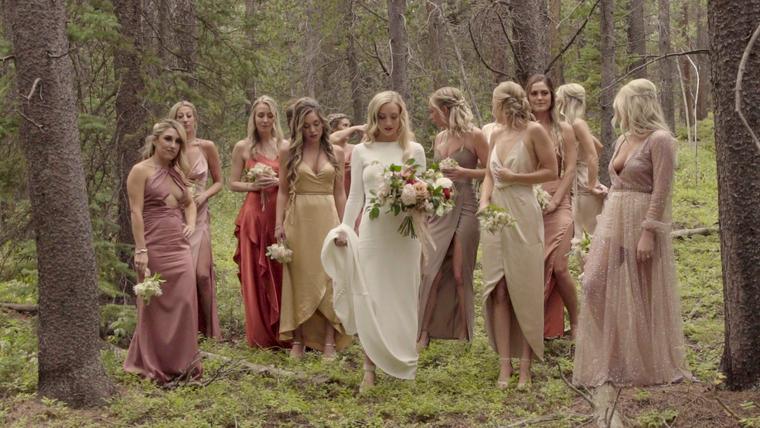 Peach Wedding Films
