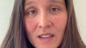 Christine Testimonial