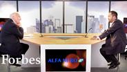 Interview Tsiry RAMANIRAKA dans BUSINESS INSIDE sur FORBES TV
