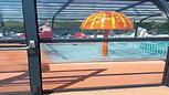 video piscine