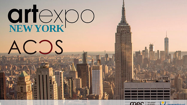 ACCS | Artexpo New York 2018