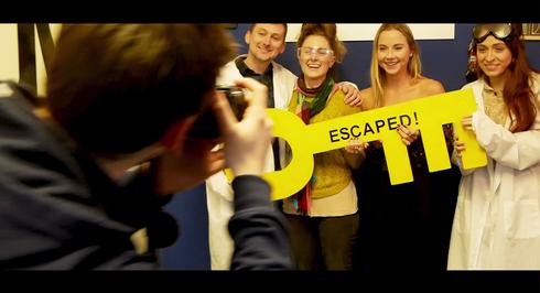 Escape Rooms Durham Trailer 2018