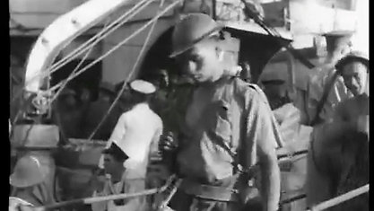 Return From Crete 1941