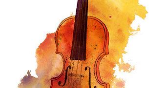 Kendra on Violin