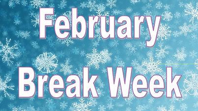 Children's February Break Program