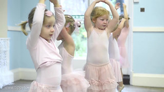 Tippy Toes Ballet Class