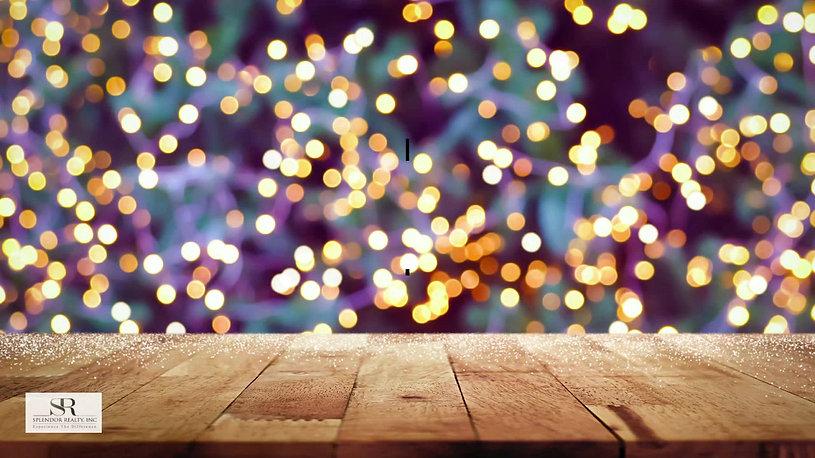 Splendor Christmas greeting