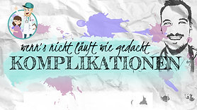 Komplikationen unter Geburt