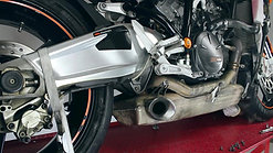 DOMINATOR EXHAUST OFFICIAL KTM RC8