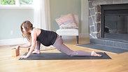 Yoga prénatal - Ouverture des hanches