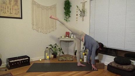 Hips + Inner Thighs (Vinyasa)