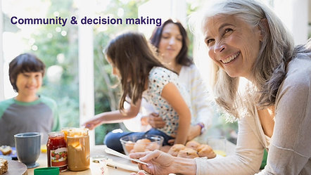 Learnings from listening to over 500 older residents | Lisa Otter | CYC