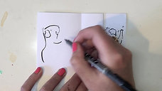 Draw-Along Make-Along Card