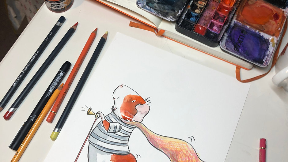 Draw-Along Videos