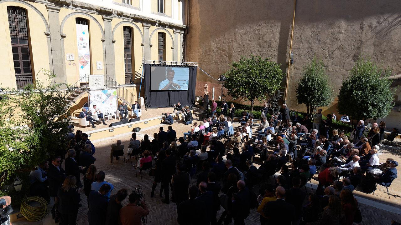 Festival delle Città, Roma 2020