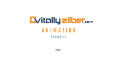 Motion Graphics Showreel Vitally Zilber 2020