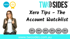 Xero Tips - Account Watchlist