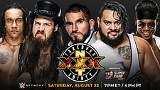 WWE NXT Takeover 30