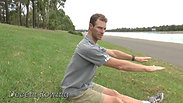 The correct posture for rowing and common problems which athletes have