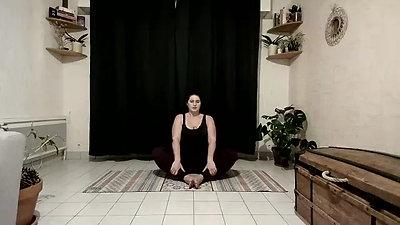 Hatha yoga fragilité et émotions