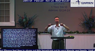 Sunday Worship Service ~ What the Cool Churches are Doing ~ Inspiring