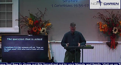 Will We Ever Be Alive Again? ~ Part 2 ~ Worship Service