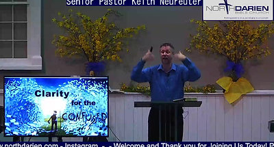 My liveSunday Worship Service ~ Clarity for the Confused ~ What It's All About stream