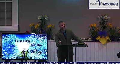 Easter Sunday Worship Service Clarity for the Confused ~ Finding Life