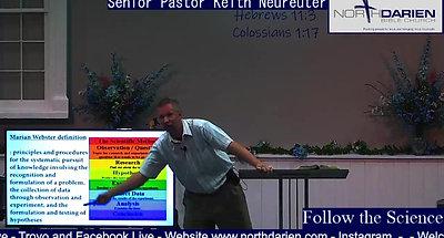 Sunday Worship Service ~ Follow the Science