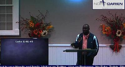 Worship Service Faith Initiative ~ Special Guest ~ Felix Fils