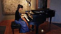Elaine Huang - Brahms Violin Concerto