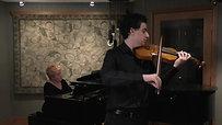 Noam Elisha - Mendelssohn Violin Concerto mvt 1